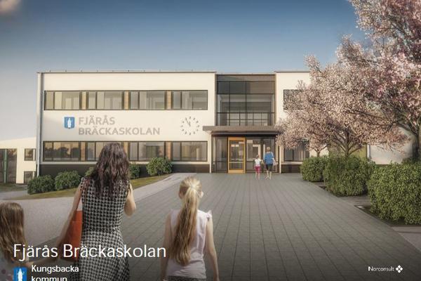 Projekt Fjärås Bräckaskola
